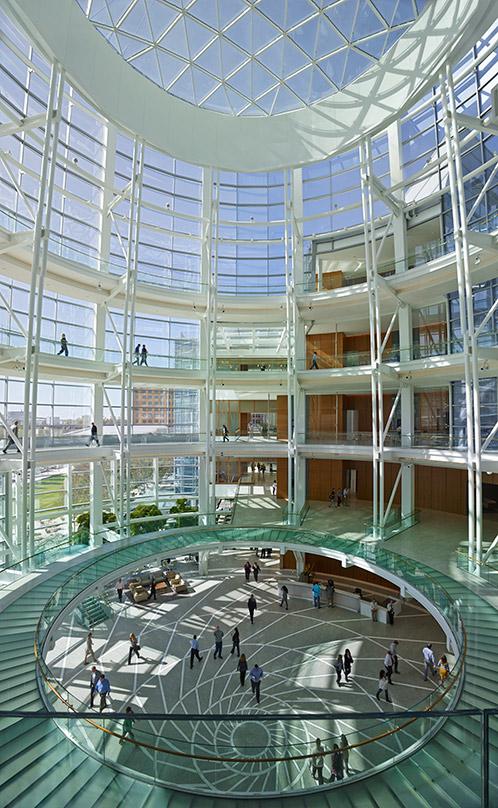 Office Entrance Lobby Reception Areas
