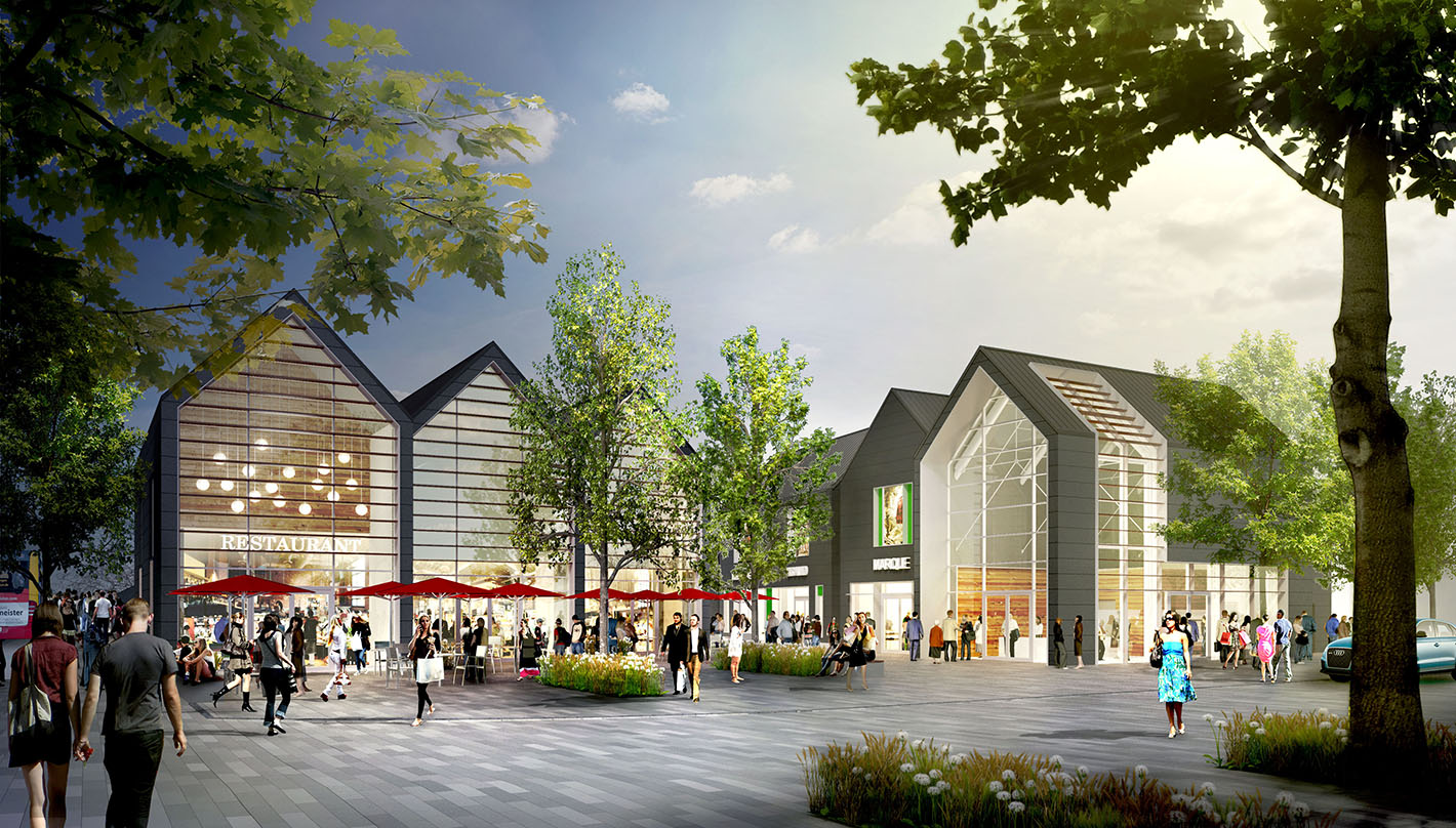 Remscheid designer outlet centre pickard chilton for Design outlet
