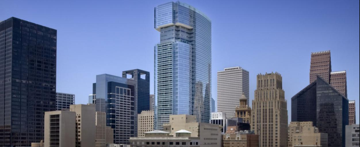 BG Group Place in Houston, Texas