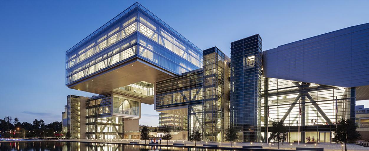 ExxonMobil Energy Center in Houston, Texas