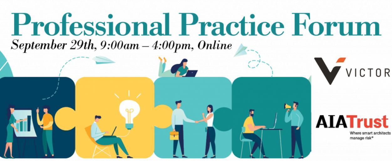 AIA Connecticut Professional Practice Forum - Pickard Chilton