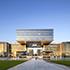 he two multi-story design of the ExxonMobil Energy Center in Houston, Texas.