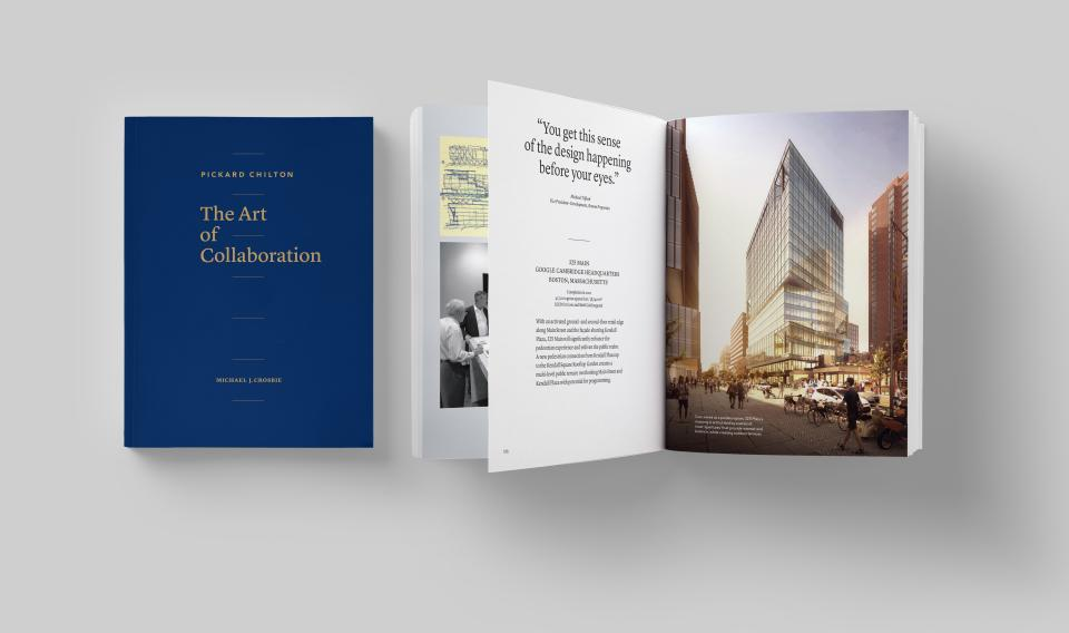 Paperback version of the Art of Collaboration book authored by Michael J. Crosbie